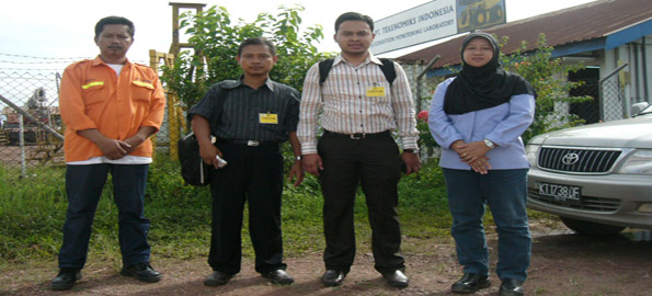 Audit ISO 17025 di PT. Tekenomiks Indonesia