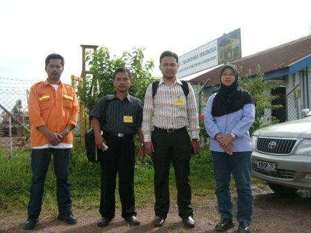 Audit ISO 17025 di PT. Tekenomiks Indonesia
