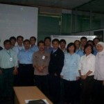 Inhouse Training Ergonomics di PT. Palyja