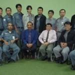 Training HAZOPS di PT Badak LNG