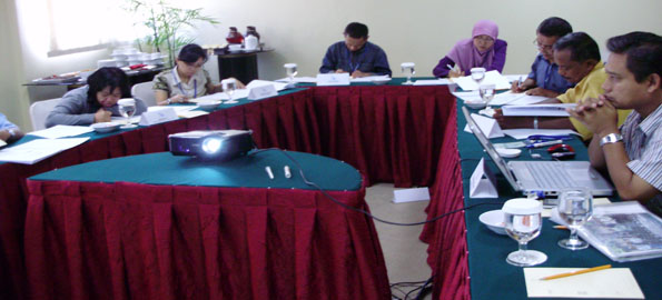 Training Proses Pengendalian Mutu Laboratorium