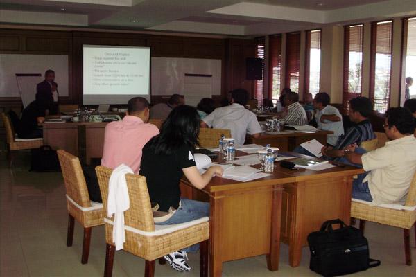Training Hazard Identification, Risk Assessment and Determining Control untuk PT. Boehringer Ingelheim