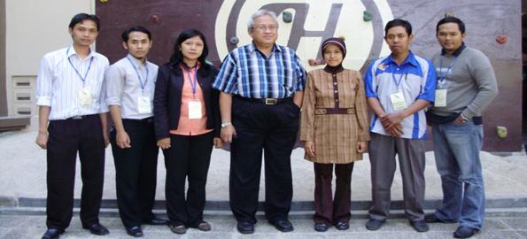 Training Health and Safety Laboratory di Bandung