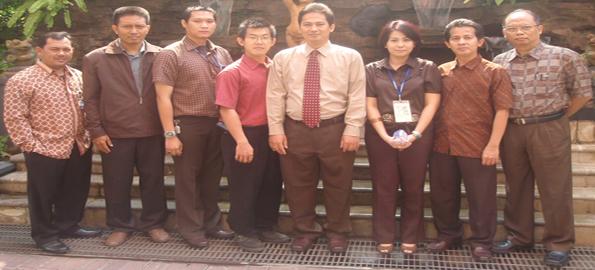 Training ISO 9001:2008, 9 – 10 Juli 2009 di Hotel Arya Duta Jakarta