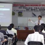 Training ISO 9001:2008 di UNJANI Bandung