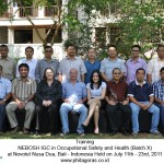 NEBOSH International General Certificate in Occupational Safety and Health