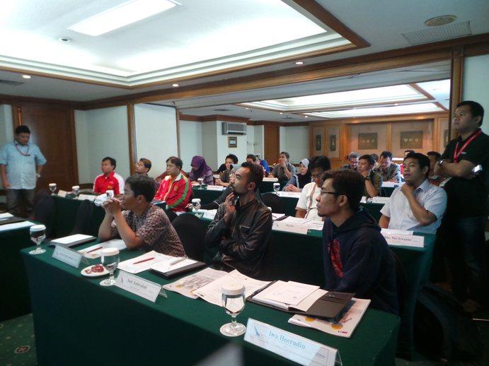 Training P2K3 (Panitia Pembina Keselamatan dan Kesehatan Kerja) di Perusahaan