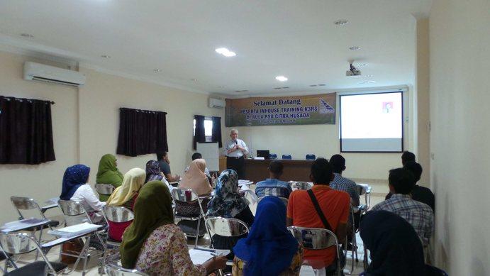 Training Hospital Safety: Keselamatan dan Kesehatan Kerja di Rumah Sakit